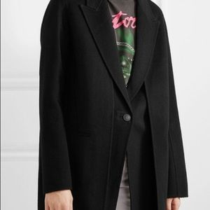 Rag & Bone Kaye convertible wool-blend felt coat